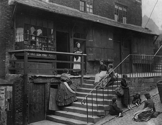 Sunderland Slum:ニュース(壁紙.com)