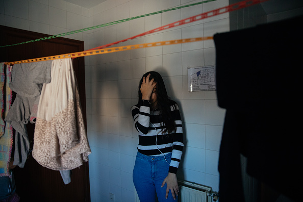 Violence「Gender Violence Victims Living Together During Coronavirus Lockdown In Spain」:写真・画像(4)[壁紙.com]