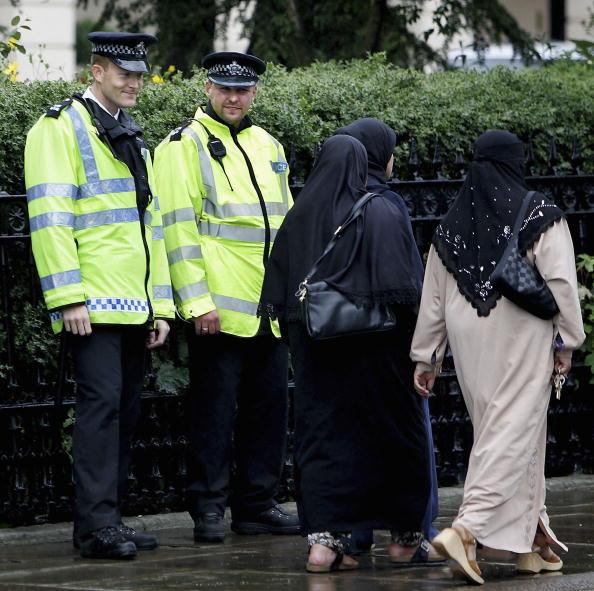 Daniel Berehulak「The Middle Path Islamic Conference Held In London」:写真・画像(11)[壁紙.com]