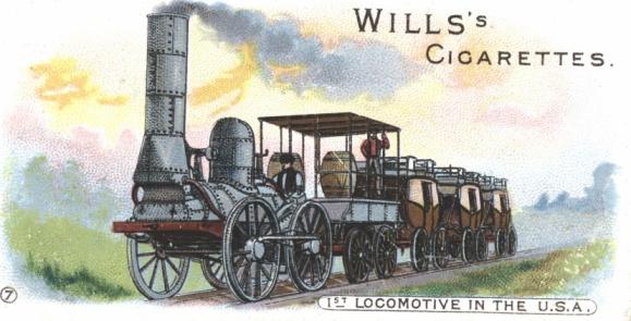 1900「Stourbridge Lion locomotive」:スマホ壁紙(12)