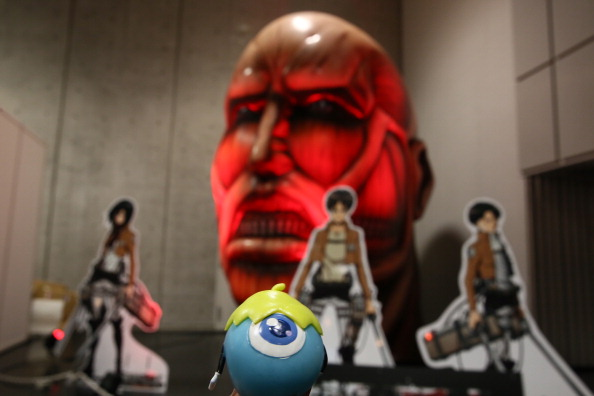 進撃の巨人「Kyoto International Manga Anime Fair 2013」:写真・画像(15)[壁紙.com]