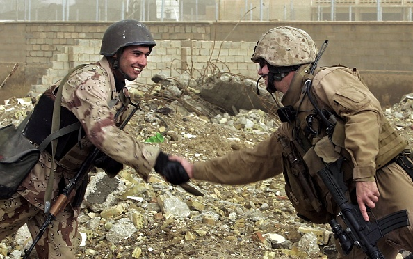 2006「US Marines Conduct and Iraqi Forces Conduct Sweeps Through Ramadi」:写真・画像(19)[壁紙.com]