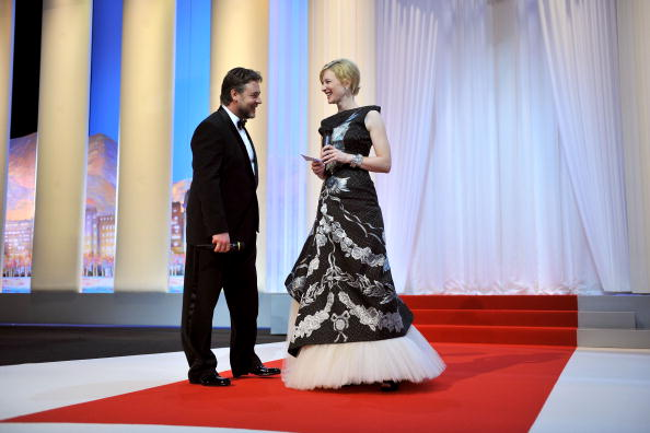 Alexander McQueen - Designer Label「Opening Ceremony: 63rd Cannes Film Festival 」:写真・画像(8)[壁紙.com]