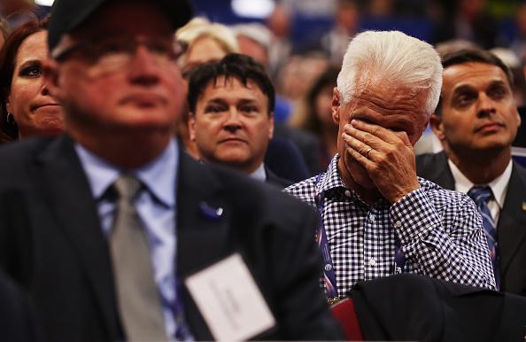 2016年共和党全国大会「Republican National Convention: Day One」:写真・画像(9)[壁紙.com]