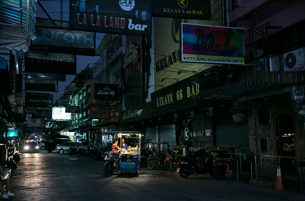 Blank「Thailand Imposes Partial Lockdown As The Coronavirus Continue To Spread」:写真・画像(11)[壁紙.com]