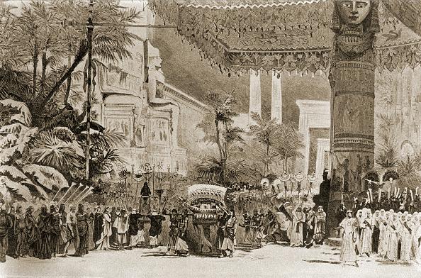 Opera「EGYPT - CAIRO 1871: the premiere of the Opera 'Aida' by Giuseppe Verdi and Antonio Ghislanzoni」:写真・画像(12)[壁紙.com]