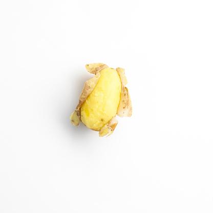 Baked Potato「Peeled potato」:スマホ壁紙(16)