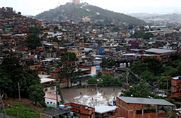 Rio「Rio's Pacified Favelas Face Challenges Ahead Of World Cup」:写真・画像(8)[壁紙.com]