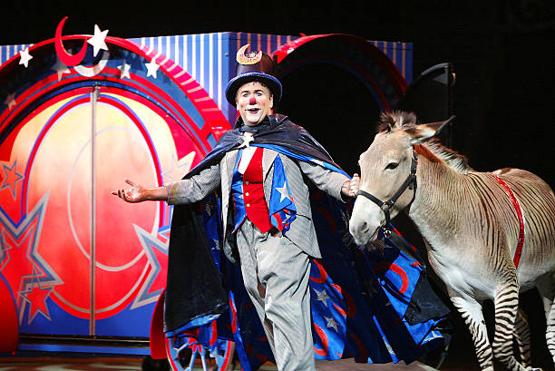 Ringling Bros. Barnum Baily Circus Party In New York:ニュース(壁紙.com)