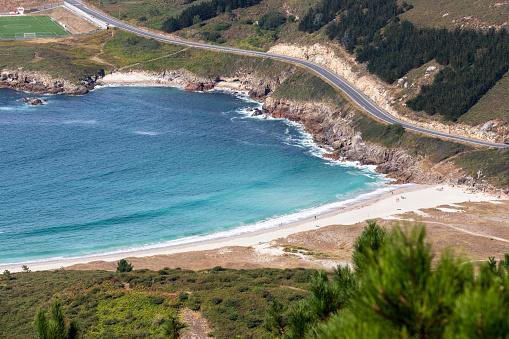 Camino De Santiago「Lourido beach, Muxia, coast of death, camino de santiago Galicia, Spain」:スマホ壁紙(19)