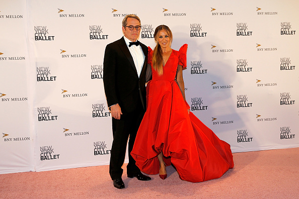 Matthew Broderick「2018 New York City Ballet Fall Gala」:写真・画像(4)[壁紙.com]