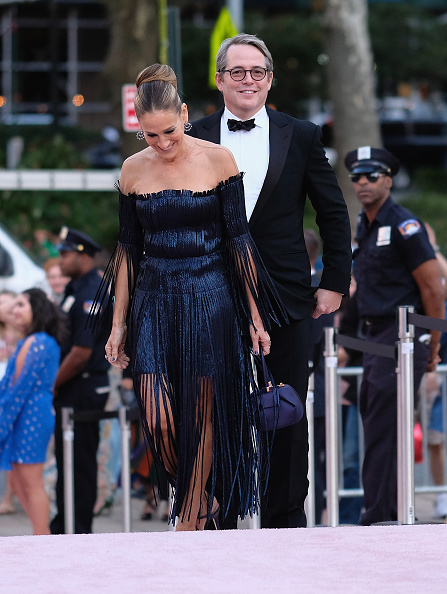 Matthew Broderick「New York City Ballet's 2017 Fall Fashion Gala」:写真・画像(16)[壁紙.com]
