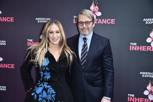 "Sarah Jessica Parker「""The Inheritance"" Opening Night」:写真・画像(5)[壁紙.com]"