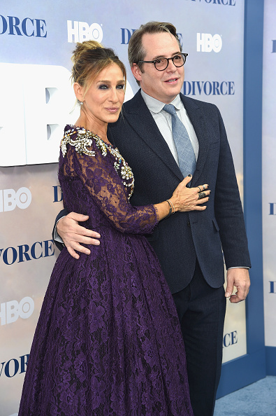 "Sarah Jessica Parker「""Divorce"" New York Premiere」:写真・画像(9)[壁紙.com]"