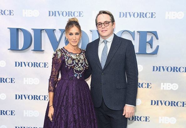 "Matthew Broderick「""Divorce"" New York Premiere」:写真・画像(7)[壁紙.com]"
