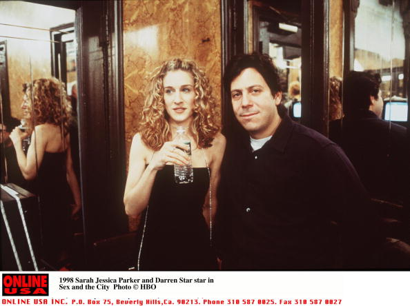 Sarah Jessica Parker「1998 Sarah Jessica Parker and Darren Star star in Sex in the City.」:写真・画像(16)[壁紙.com]