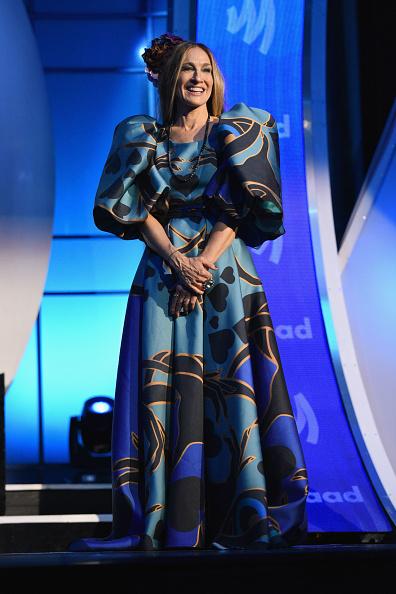 Sarah Jessica Parker「30th Annual GLAAD Media Awards New York – Inside」:写真・画像(9)[壁紙.com]