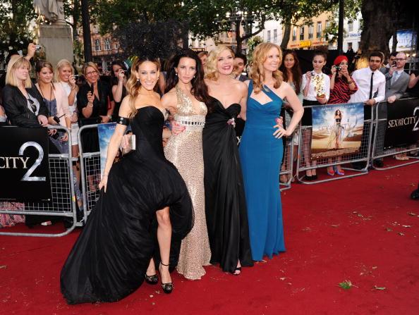 Movie「Sex And The City 2 - UK Premiere - Red Carpet Arrivals」:写真・画像(11)[壁紙.com]
