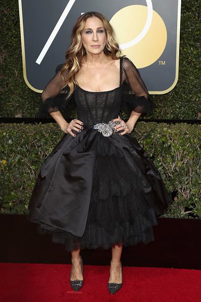 Sarah Jessica Parker「75th Annual Golden Globe Awards - Arrivals」:写真・画像(5)[壁紙.com]