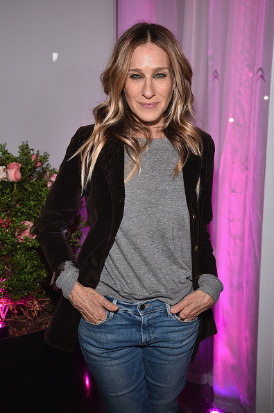 Sarah Jessica Parker「#ActuallySheCan Short Film Series Release With Tribeca Digital Studios」:写真・画像(0)[壁紙.com]