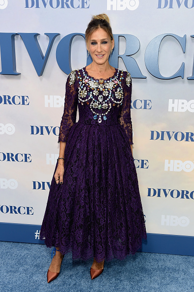 "Sarah Jessica Parker「""Divorce"" New York Premiere」:写真・画像(11)[壁紙.com]"
