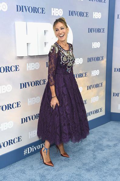 "Sarah Jessica Parker「""Divorce"" New York Premiere」:写真・画像(0)[壁紙.com]"