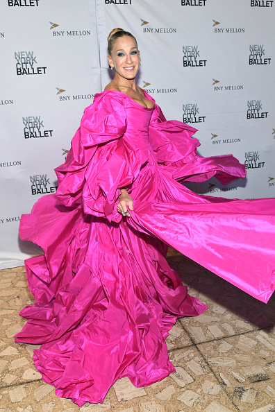 Sarah Jessica Parker「8th Annual New York City Ballet Fall Fashion Gala」:写真・画像(17)[壁紙.com]