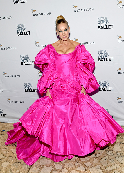 Sarah Jessica Parker「8th Annual New York City Ballet Fall Fashion Gala」:写真・画像(18)[壁紙.com]