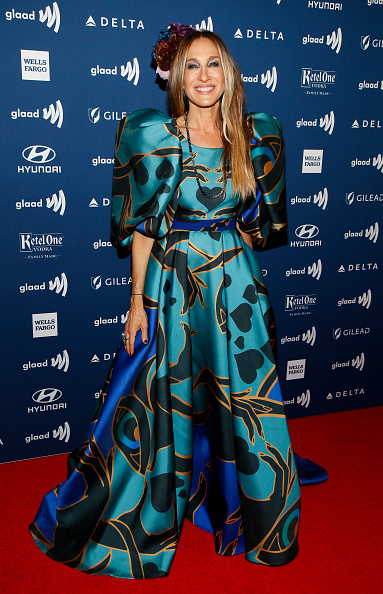 Sarah Jessica Parker「Ketel One Family-Made Vodka, A Longstanding Ally Of The LGBTQ Community, Stands As A Proud Partner Of The GLAAD Media Awards NY」:写真・画像(17)[壁紙.com]