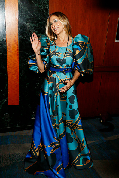 Sarah Jessica Parker「Ketel One Family-Made Vodka, A Longstanding Ally Of The LGBTQ Community, Stands As A Proud Partner Of The GLAAD Media Awards NY」:写真・画像(16)[壁紙.com]