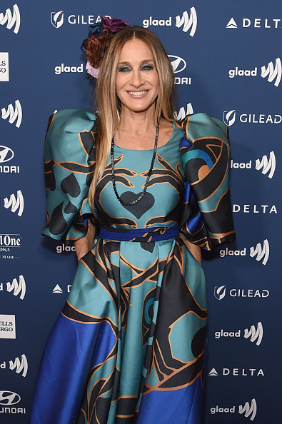 Sarah Jessica Parker「30th Annual GLAAD Media Awards New York – Arrivals」:写真・画像(13)[壁紙.com]