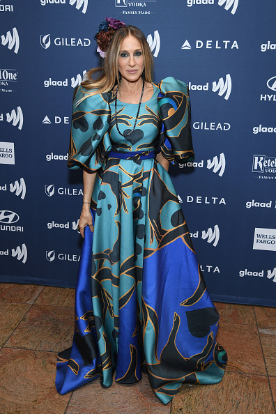 Blue「30th Annual GLAAD Media Awards New York – Arrivals」:写真・画像(15)[壁紙.com]