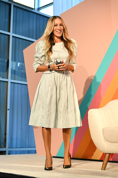 Sarah Jessica Parker「#BlogHer19 Creators Summit」:写真・画像(7)[壁紙.com]