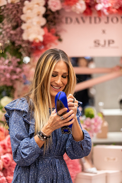 Sarah Jessica Parker「Sarah Jessica Parker SJP Shoe Signing At David Jones」:写真・画像(9)[壁紙.com]