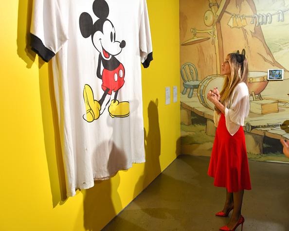 Mickey Mouse「Mickey: The True Original Exhibition」:写真・画像(9)[壁紙.com]