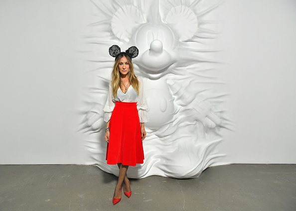 Sarah Jessica Parker「Mickey: The True Original Exhibition」:写真・画像(4)[壁紙.com]