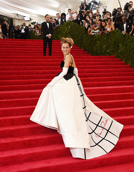 "Larry Busacca「""Charles James: Beyond Fashion"" Costume Institute Gala - Arrivals」:写真・画像(8)[壁紙.com]"