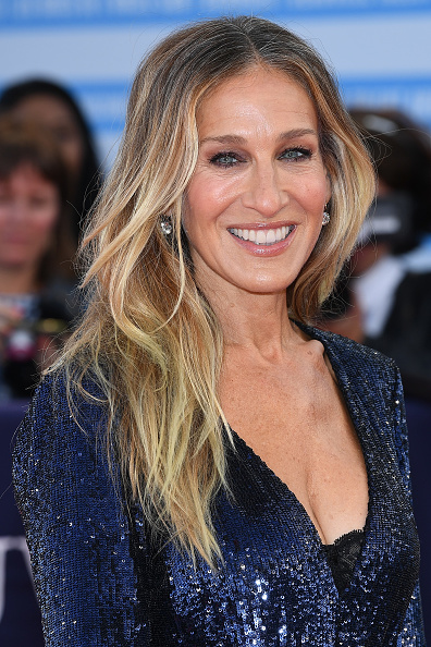 "Sarah Jessica Parker「""Here And Now"" : Premiere - 44th Deauville American Film Festival」:写真・画像(0)[壁紙.com]"