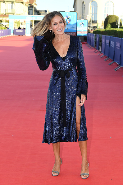 """Sarah Jessica Parker「""""Here And Now"""" : Premiere - 44th Deauville American Film Festival」:写真・画像(4)[壁紙.com]"""