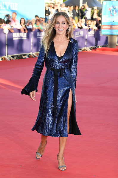 """Sarah Jessica Parker「""""Here And Now"""" : Premiere - 44th Deauville American Film Festival」:写真・画像(12)[壁紙.com]"""