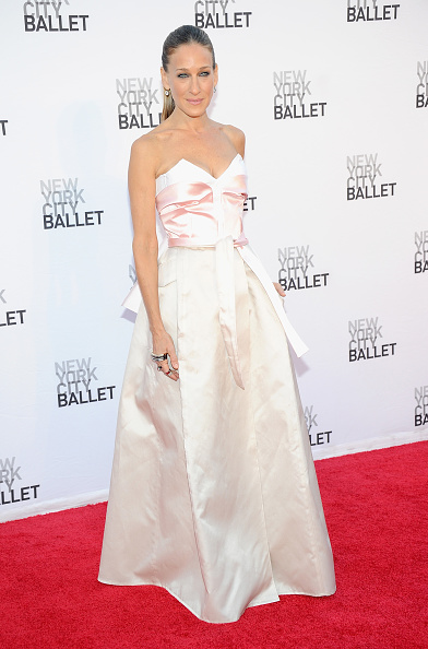 Sarah Jessica Parker「New York  City Ballet 2013 Fall Gala - Arrivals」:写真・画像(10)[壁紙.com]