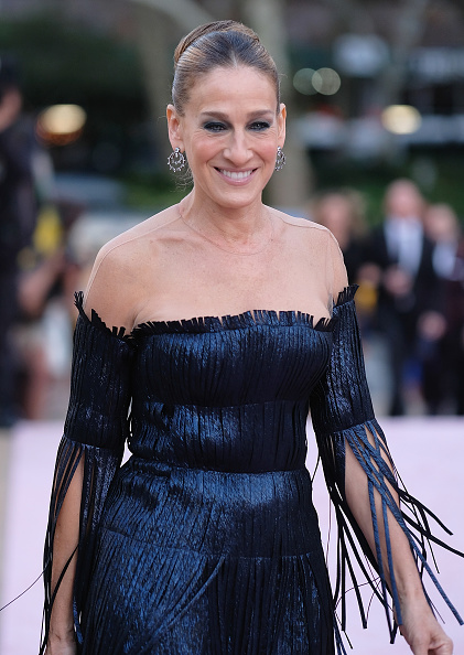 Sarah Jessica Parker「New York City Ballet's 2017 Fall Fashion Gala」:写真・画像(9)[壁紙.com]