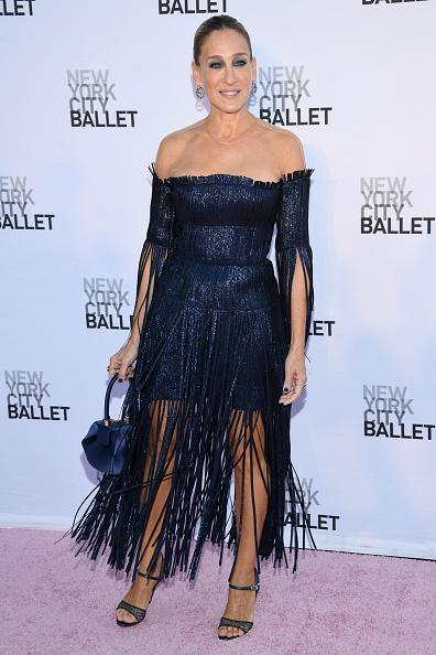 Sarah Jessica Parker「New York City Ballet's 2017 Fall Fashion Gala」:写真・画像(15)[壁紙.com]