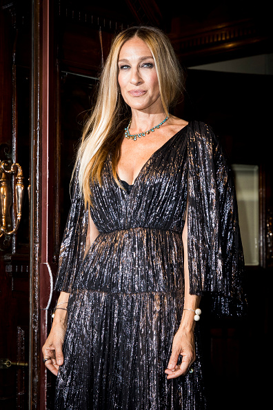 "Sarah Jessica Parker「""The Starry Messenger"" Press Night - Arrivals」:写真・画像(17)[壁紙.com]"