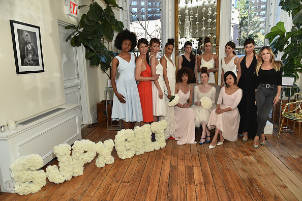 Sarah Jessica Parker「Gilt And Sarah Jessica Parker Celebrate Exclusive Bridal Collection」:写真・画像(16)[壁紙.com]