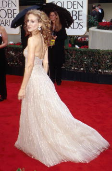 Sarah Jessica Parker「2000 Golden Globe Awards」:写真・画像(19)[壁紙.com]