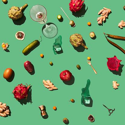Gooseberry「Tropical ingredients」:スマホ壁紙(5)