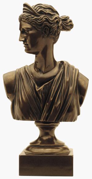 Bust - Sculpture「a metal bust」:スマホ壁紙(9)