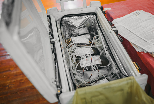 A Helping Hand「Blood transfusion bags」:スマホ壁紙(7)
