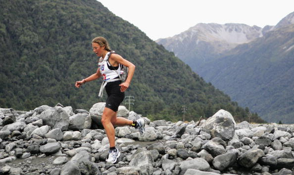 Chrissie Wellington「Coast to Coast Adventure Race」:写真・画像(0)[壁紙.com]